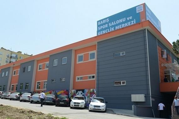 Barış Spor Salonu ve Gençlik Merkezi